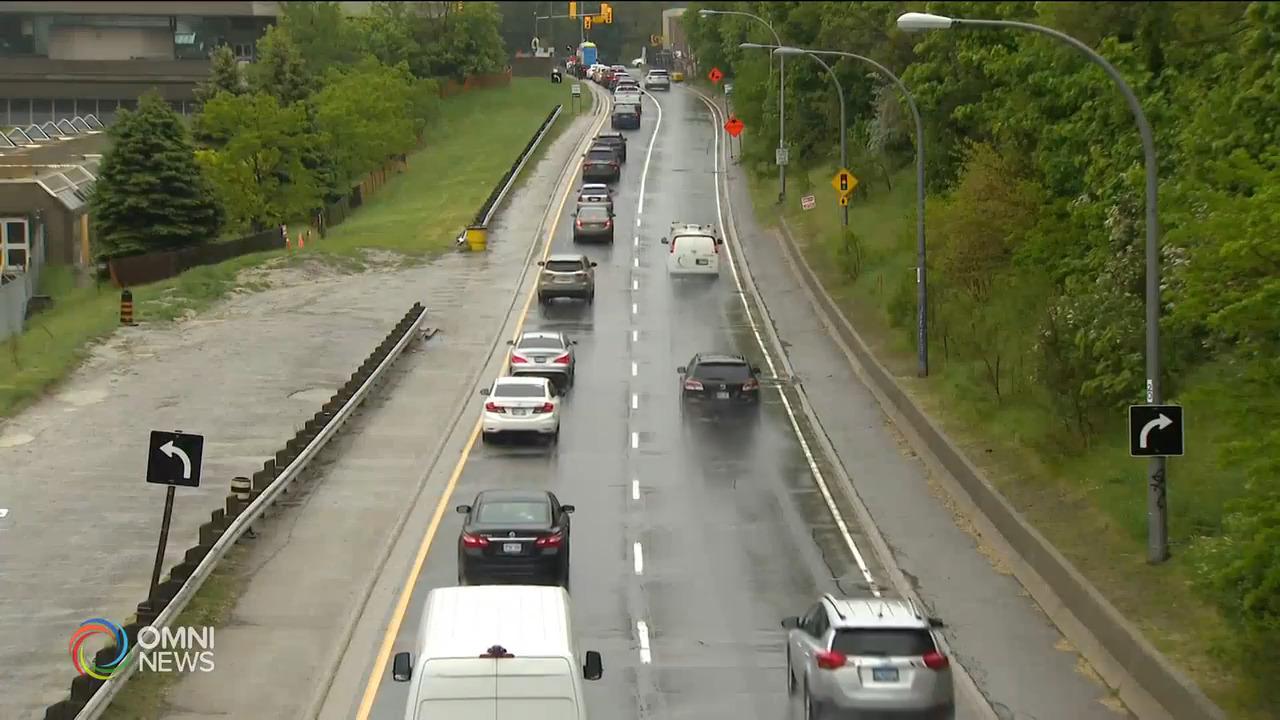 周末封路及地鐵部分路段關閉 — Sep 17, 2021 (ON)