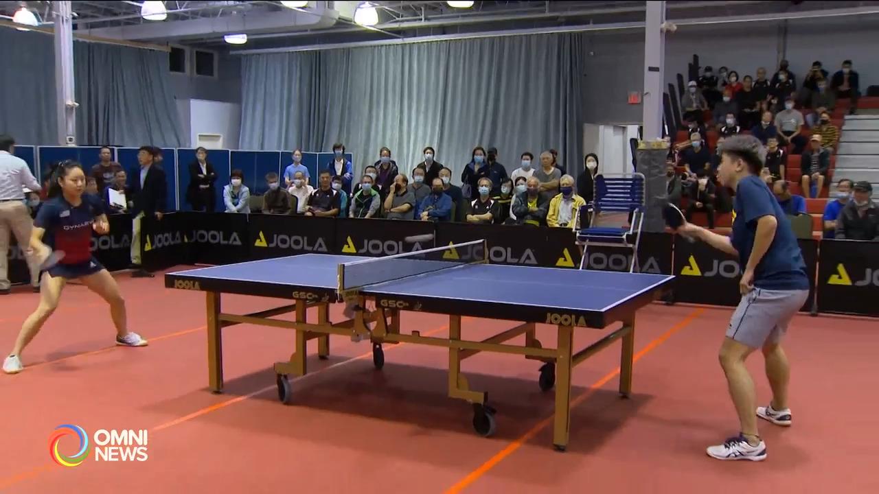 加美华人乒乓球友谊赛 - Oct 20, 2021 (ON)