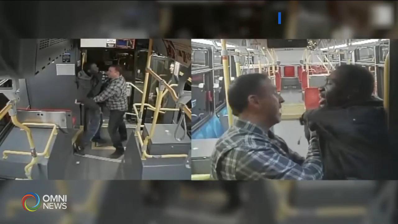 多市警員涉巴士上襲擊黑人案件開庭 — Jun 18, 2021 (ON)