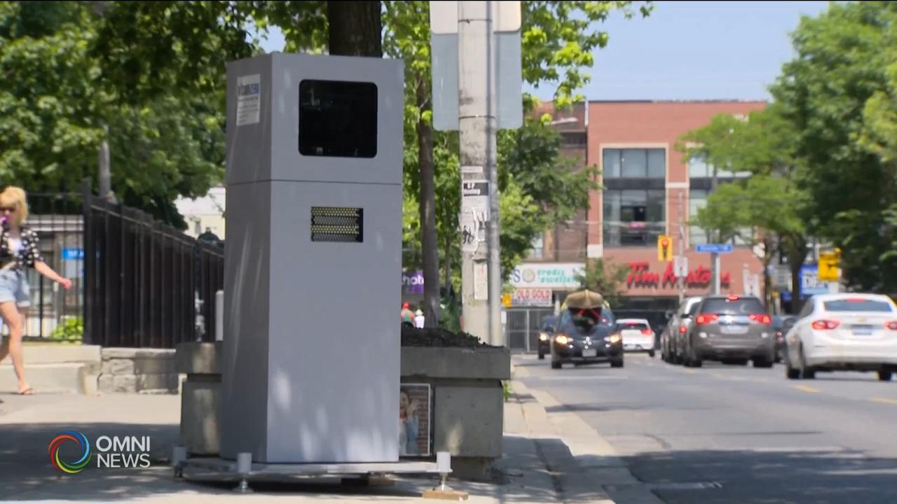 多伦多雷达測速摄影机, 12月发出2万罚单- Mar 01, 2021