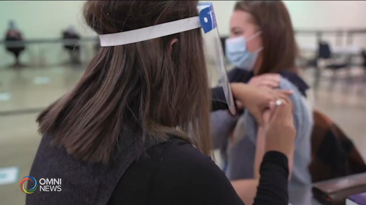 全省完成接種兩劑疫苗人數突破20% — Jun 18, 2021 (ON)