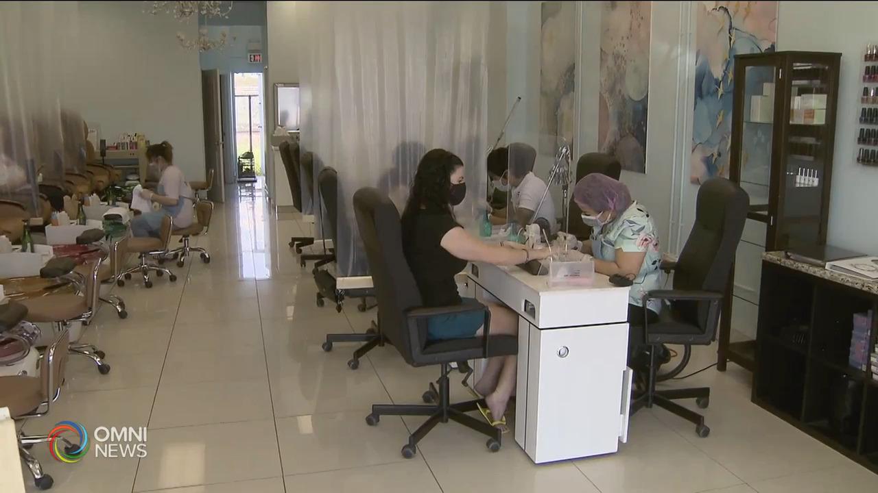全國4月份失業率回升  安省成重災區 — May 07, 2021 (ON)