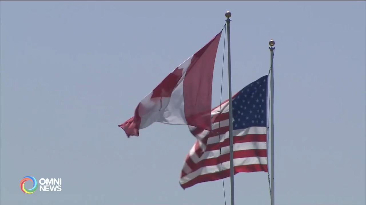 加美边境将对完成疫苗接种的加拿大人开放- Oct 1