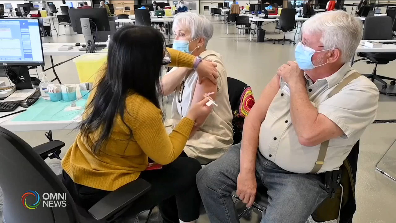 安省單日接種近20萬疫苗刷新紀錄 — Jun 11, 2021 (ON)