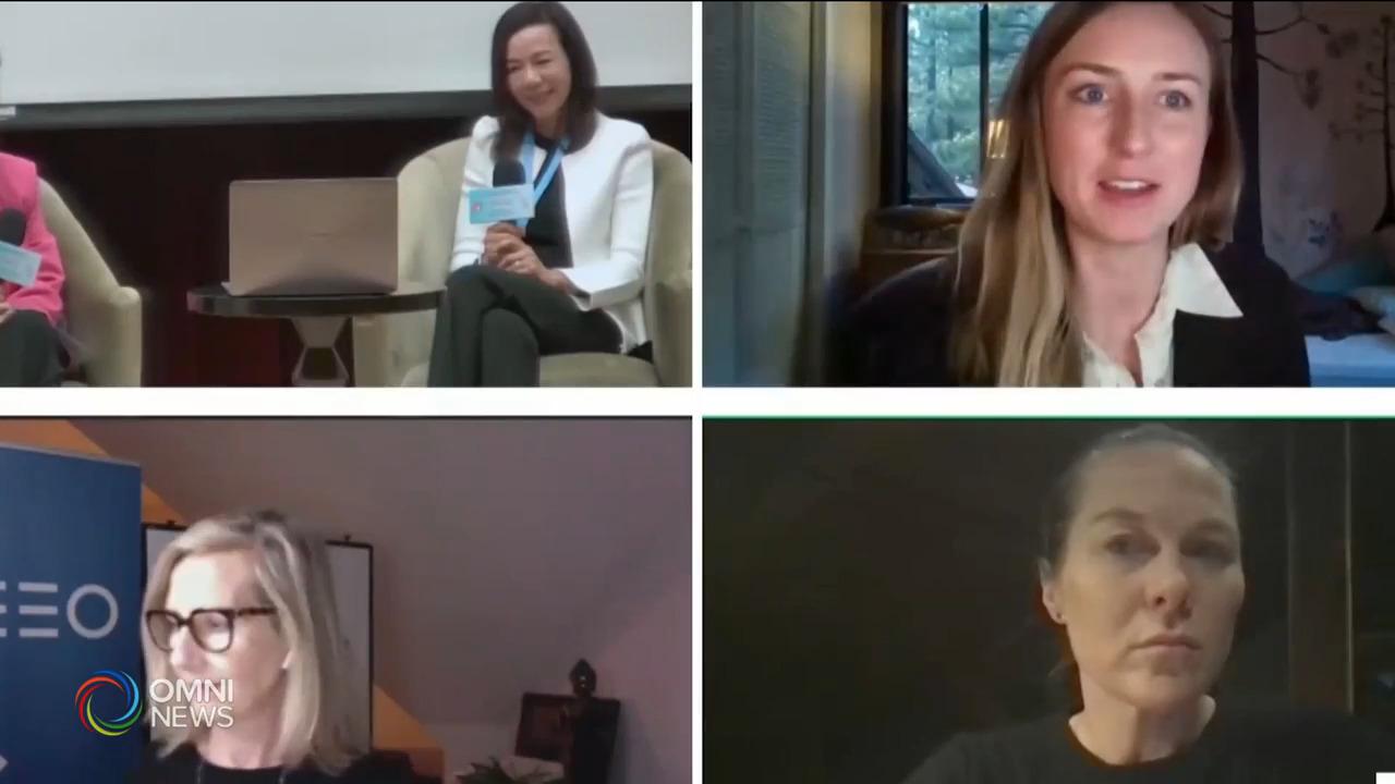 網絡會議協助本國女企業家拓展亞太市場 — Mar 03, 2021 (ON)
