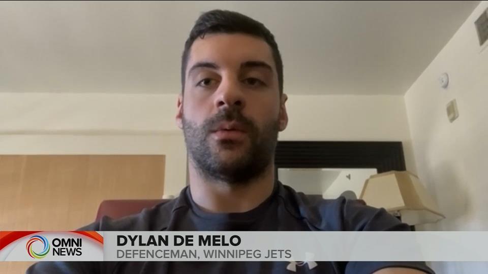 DYLAN DE MELO INTERVIEW