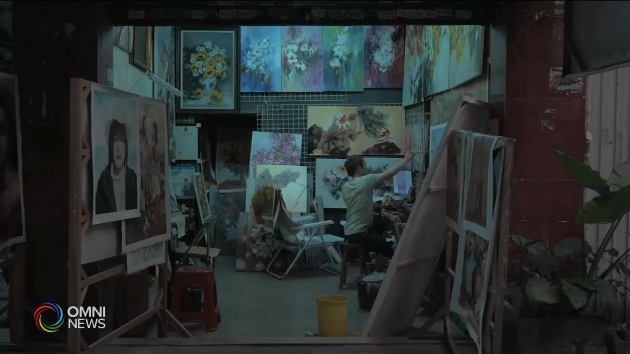 法国导演纪录片《山寨屏幕》- May 05, 2021