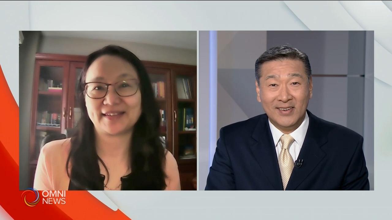 华人心理健康大使和心理急救培训项目- May 13, 2021
