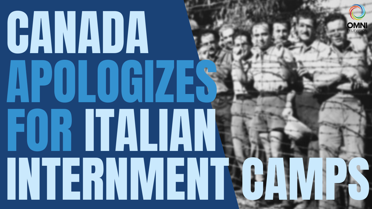 Trudeau government promises formal apology for WW2 Italian Internment Camps | OMNI News