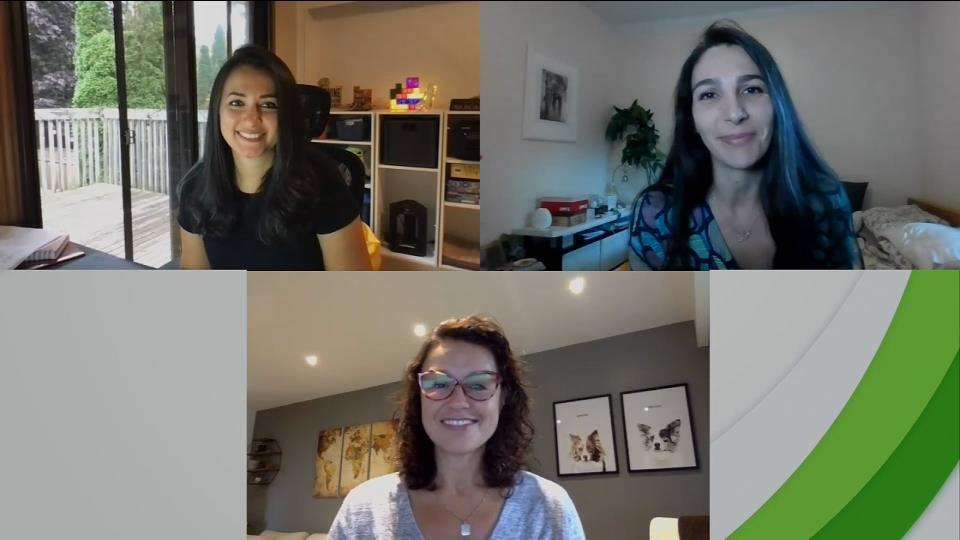 Adoption process in Ontario with Juliana Falcão and Marcia Stipanich Martins