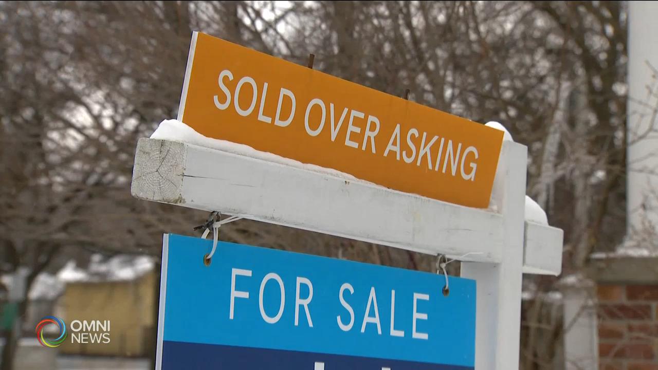 大多倫多住宅平均售價突破1百萬 — Mar 03, 2021 (ON)