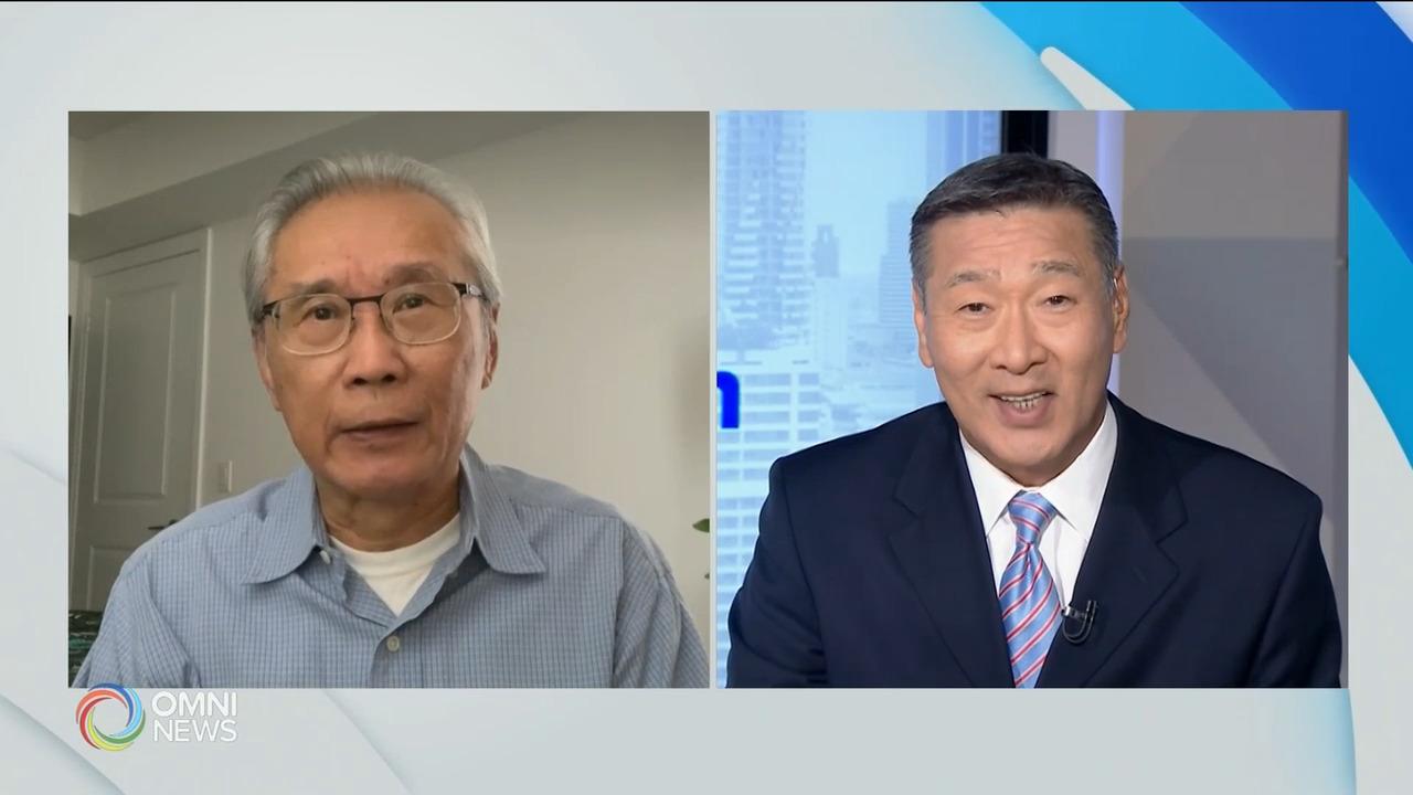 这届联邦大选各党对华政策- Sep 16, 2021 (ON)