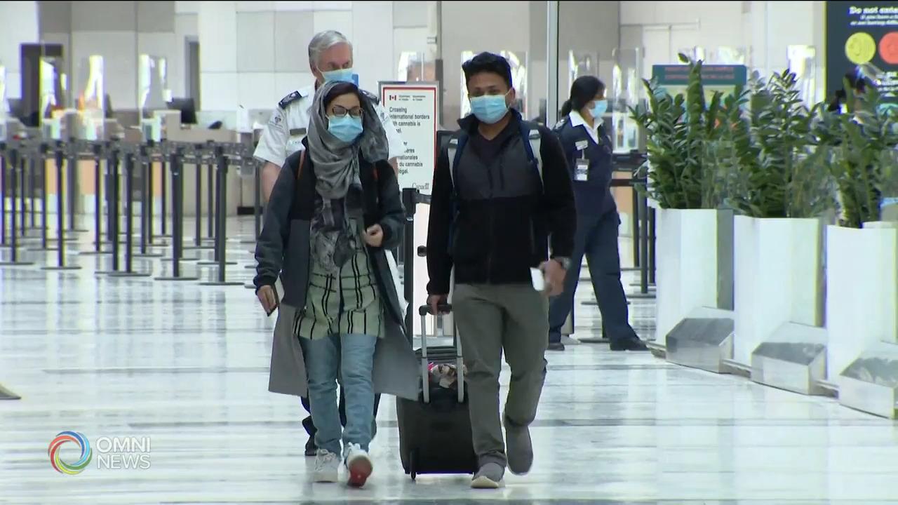 杨捷专访移民部长談移民政策- Feb 25, 2021