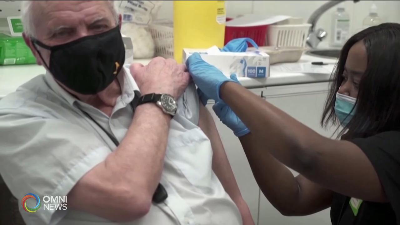 疫苗供应增加,应可提早全省接种- Mar 04, 2021