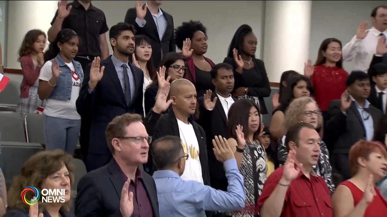 省府將立法掃除新移民獲取專業資格障礙 — Oct 21, 2021