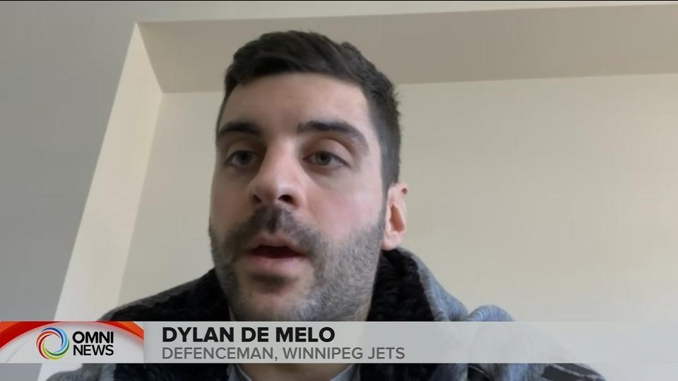 DYLAN DE MELO INTW