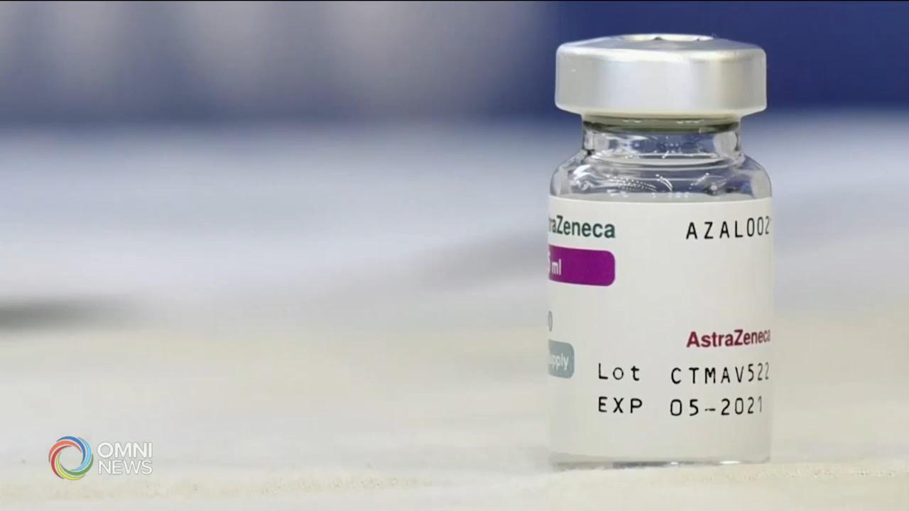 专家强调阿斯利康疫苗仍然安全- May 13, 2021
