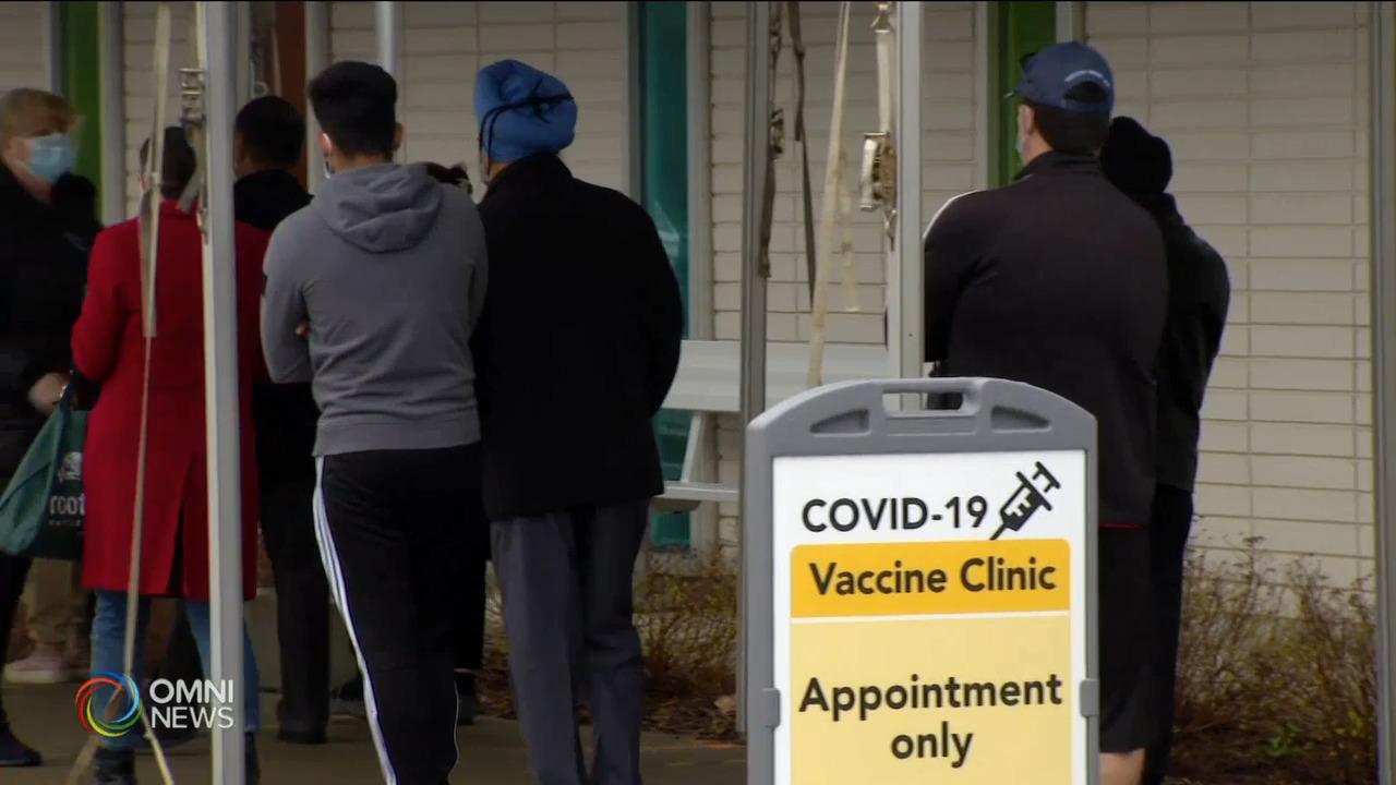 願意接種疫苗國民上升至80% — Apr 13, 2021(ON)