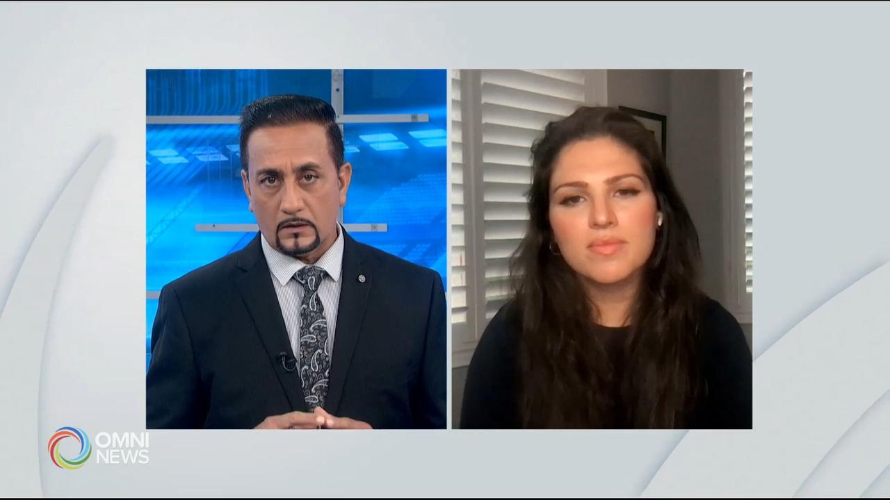 OMNI Exclusive Interview| Dr. Sabreena Ghaffar-Siddiqui |London Attack| 2021
