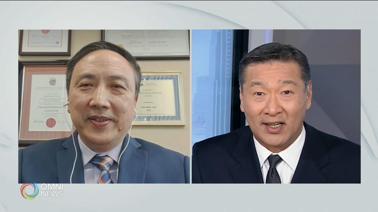所得税報稅須知(二)  - Apr 16, 2021