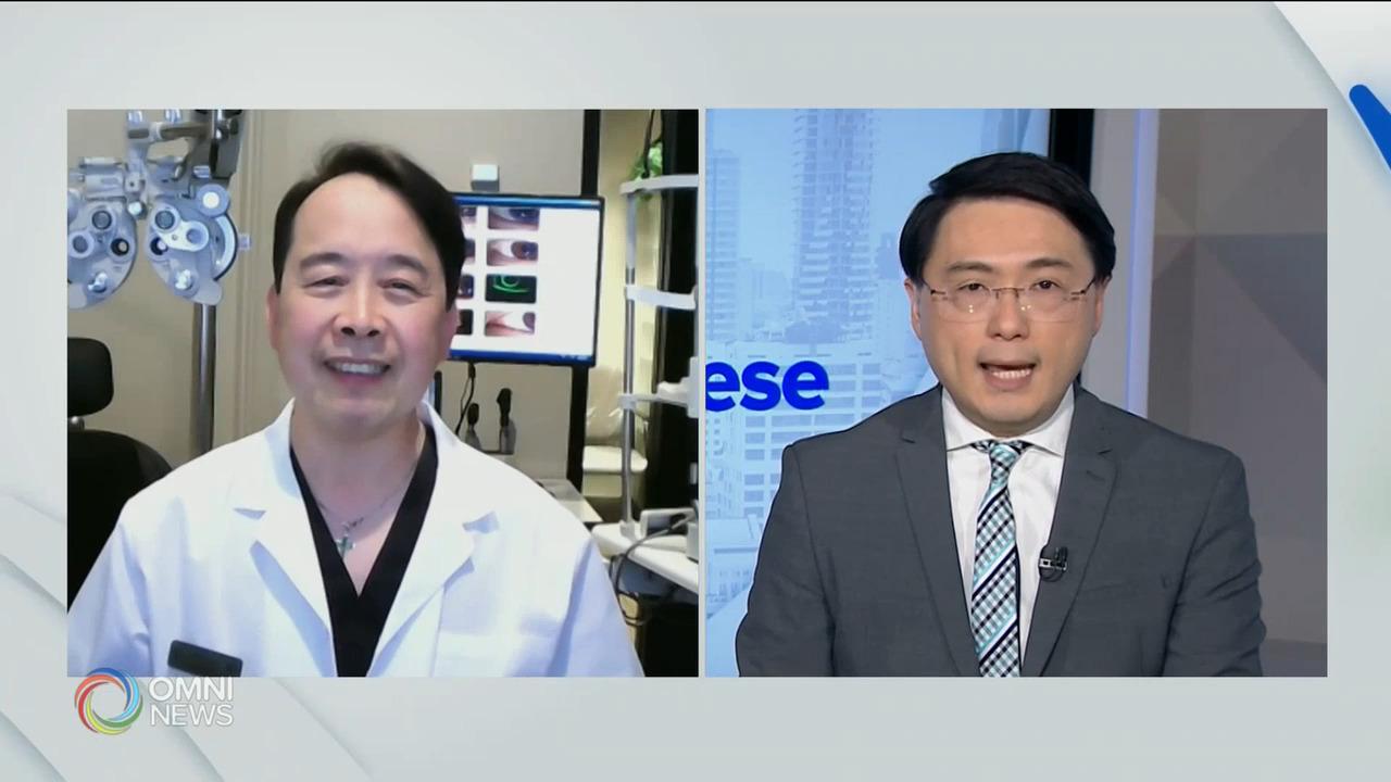專訪: 疫情令小朋友近視加深 — May 14, 2021 (ON)