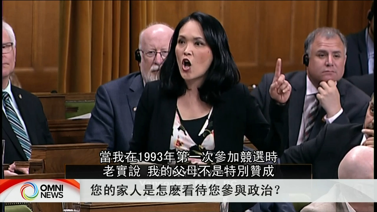 Celebrating Asian Heritage Month with NDP MP Jenny Kwan | OMNI News Cantonese