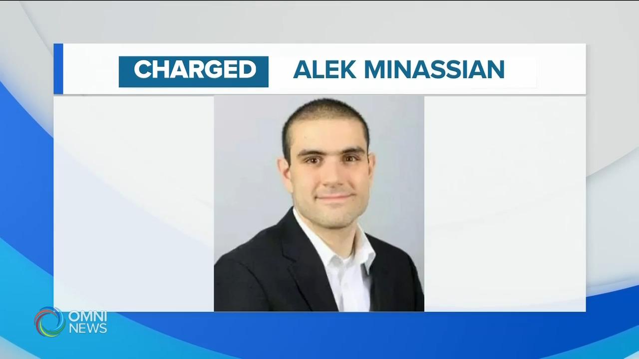 驾车冲撞行人的Minassian 罪名全部成立 - Mar 03, 2021