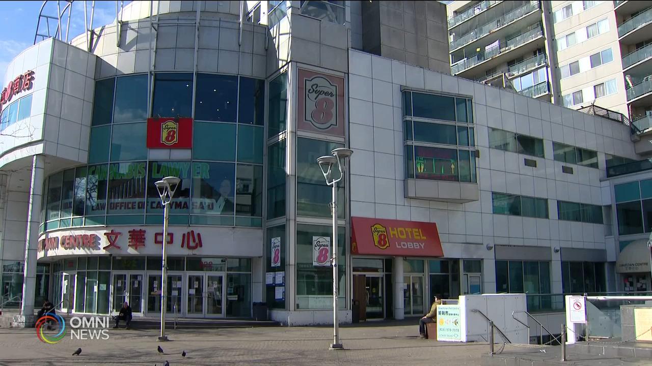 多伦多市府收购唐人街地标文华酒店- Apr 19, 2021