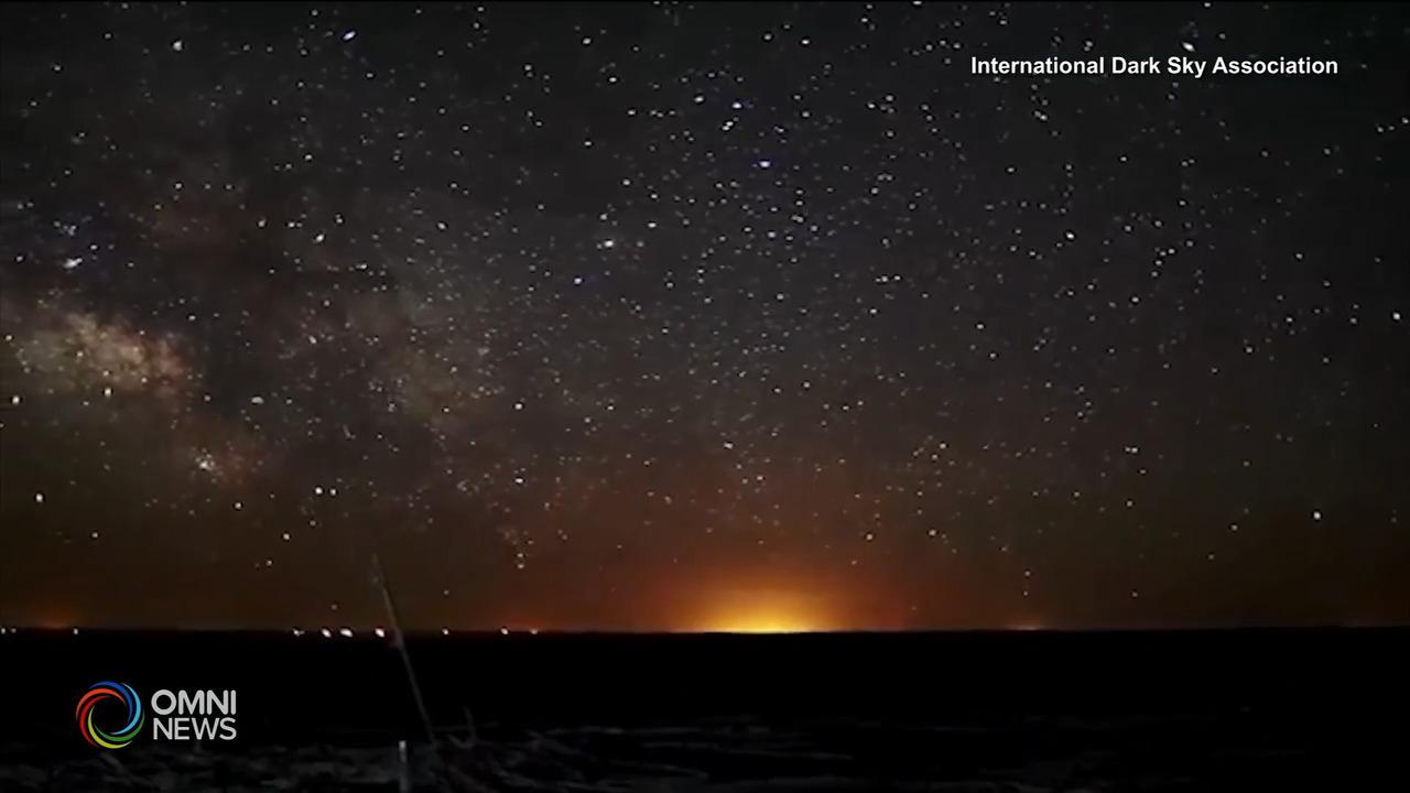 獲認證暗空公園, 安省雷灣一省立公園最宜觀星 — Mar 04, 2021 (ON)