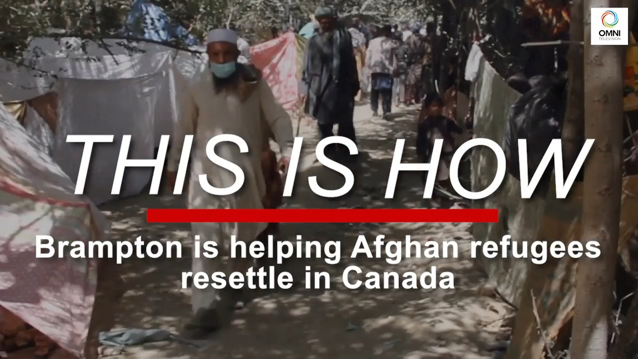 How Brampton is helping Afghan refugees resettle in Canada | OMNI News