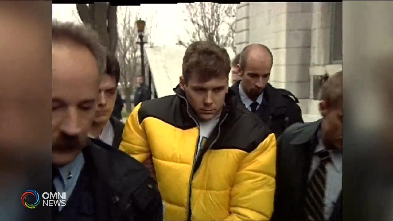 杀人犯 Paul Bernardo 假释再度遭拒 - Jun 22, 2021