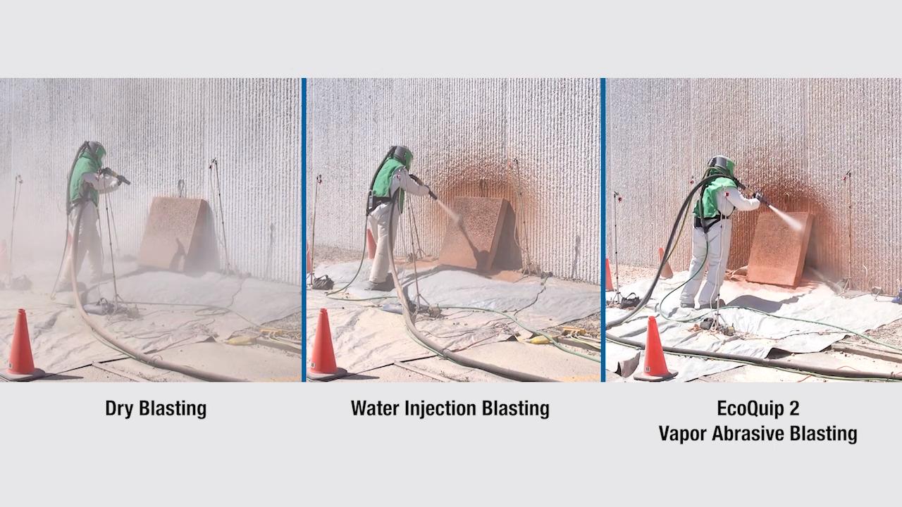 Abrasive Blasters – Wet Abrasive Blasting Equipment