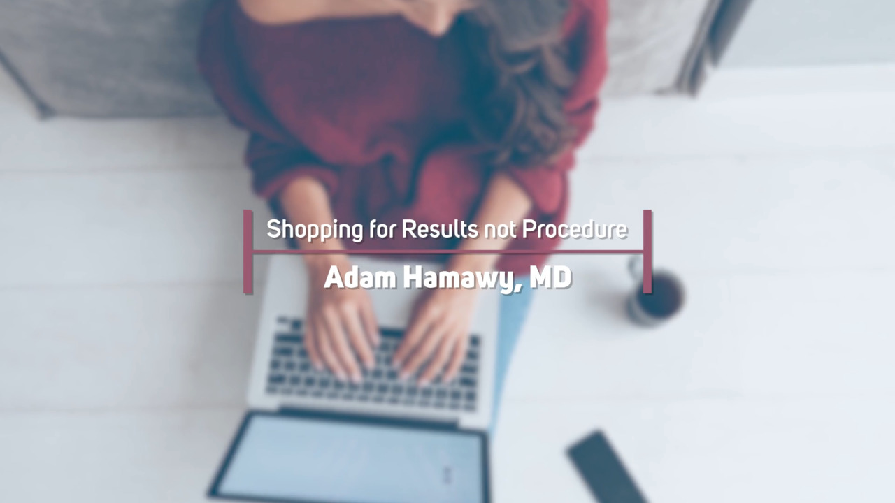 Shopping for Results, Not Procedures
