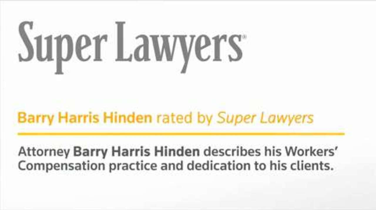 California Super Lawyers | Hinden & Breslavsky