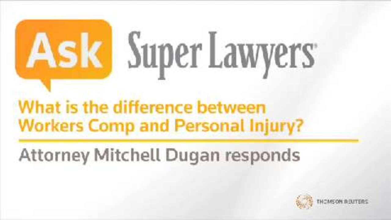 Mitchell Dugan, Pittsburgh Work Injury Attorney
