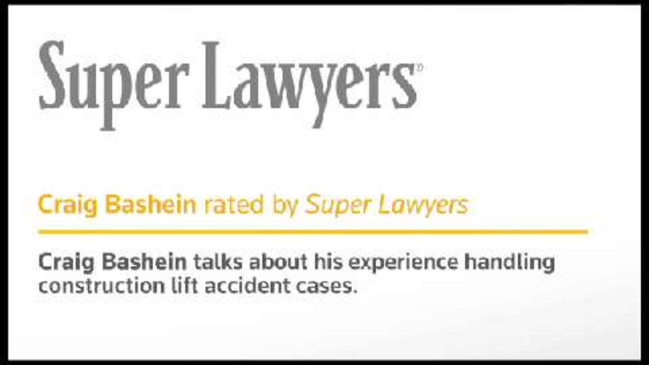 Construction Lift Accidents - Cleveland Personal Injury Lawyers