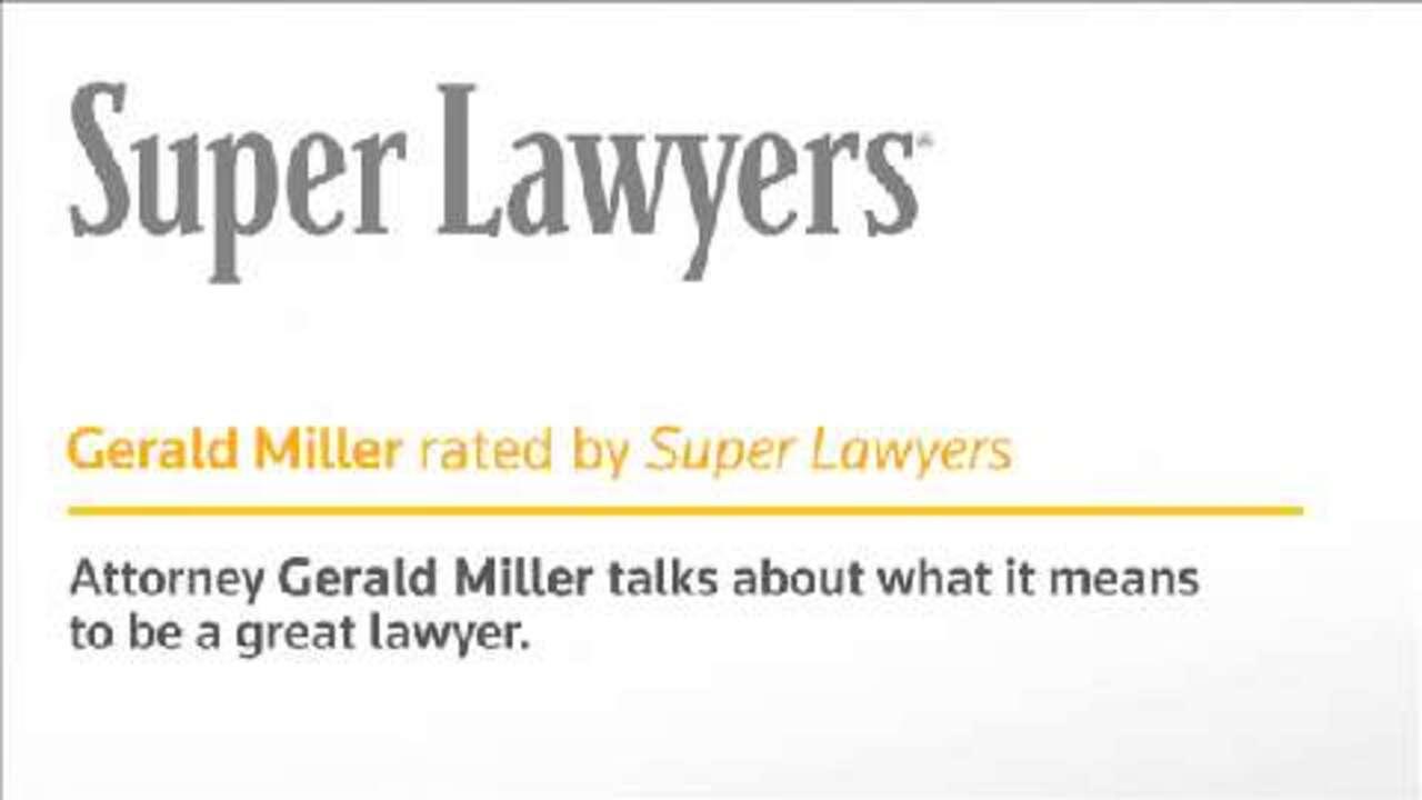 Gerald Miller, Minneapolis Criminal Defense Attorney