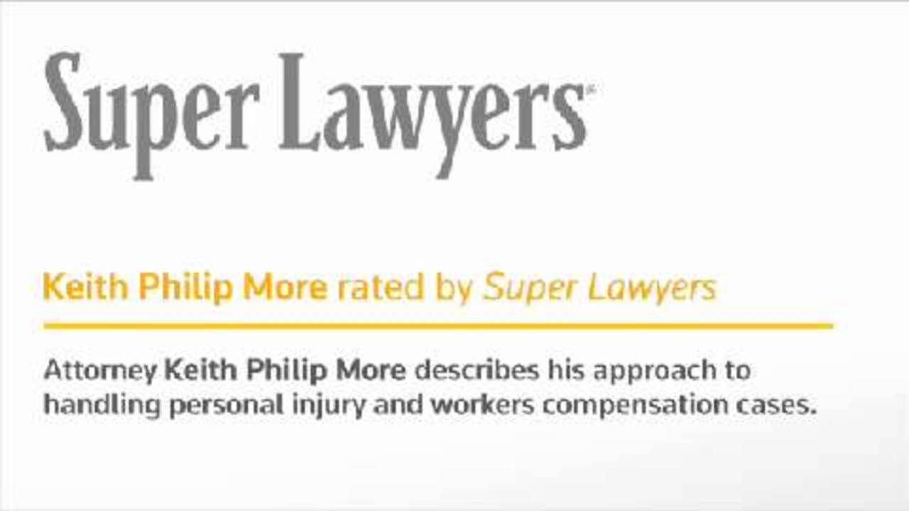 Keith Philip More, Santa Ana Personal Injury Attorney