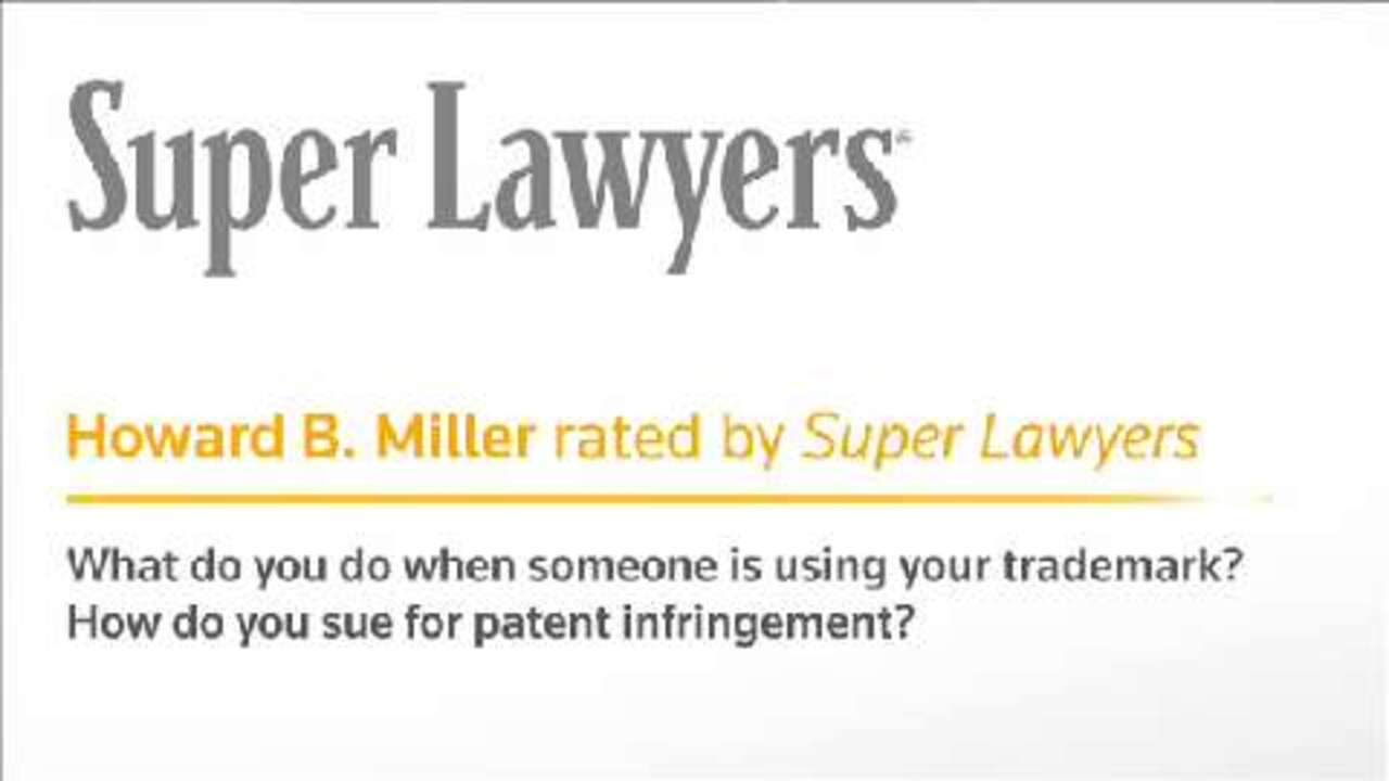What Do You Do When Someone is Using Your Trademark?