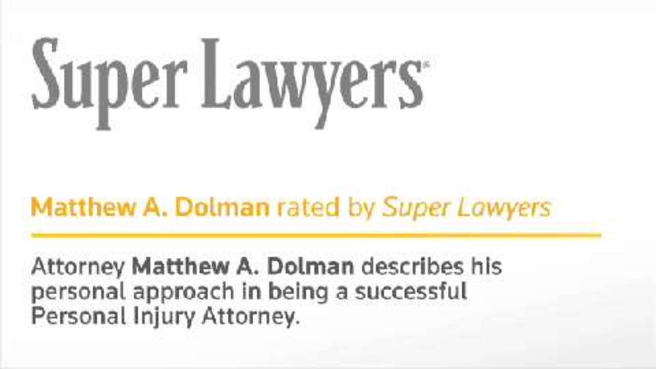 Matthew Dolman, Clearwater Personal Injury Attorney