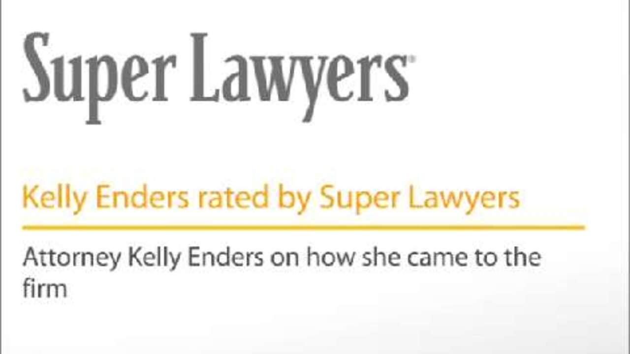 Kelly Enders, Pittsburgh Personal Injury Attorney