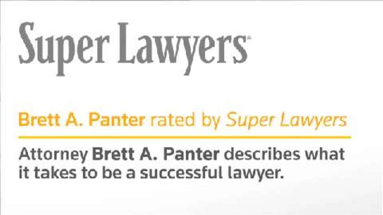 Brett Panter, Miami Personal Injury Attorney
