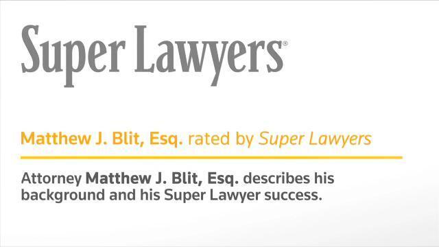 Matthew J. Blit, Esq., New York Employment Attorney