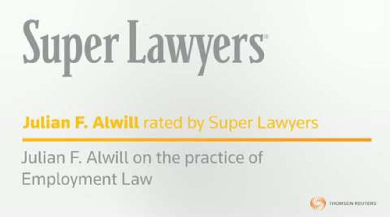 Passion for the law leads to client results   Rothschild & Alwill, APC