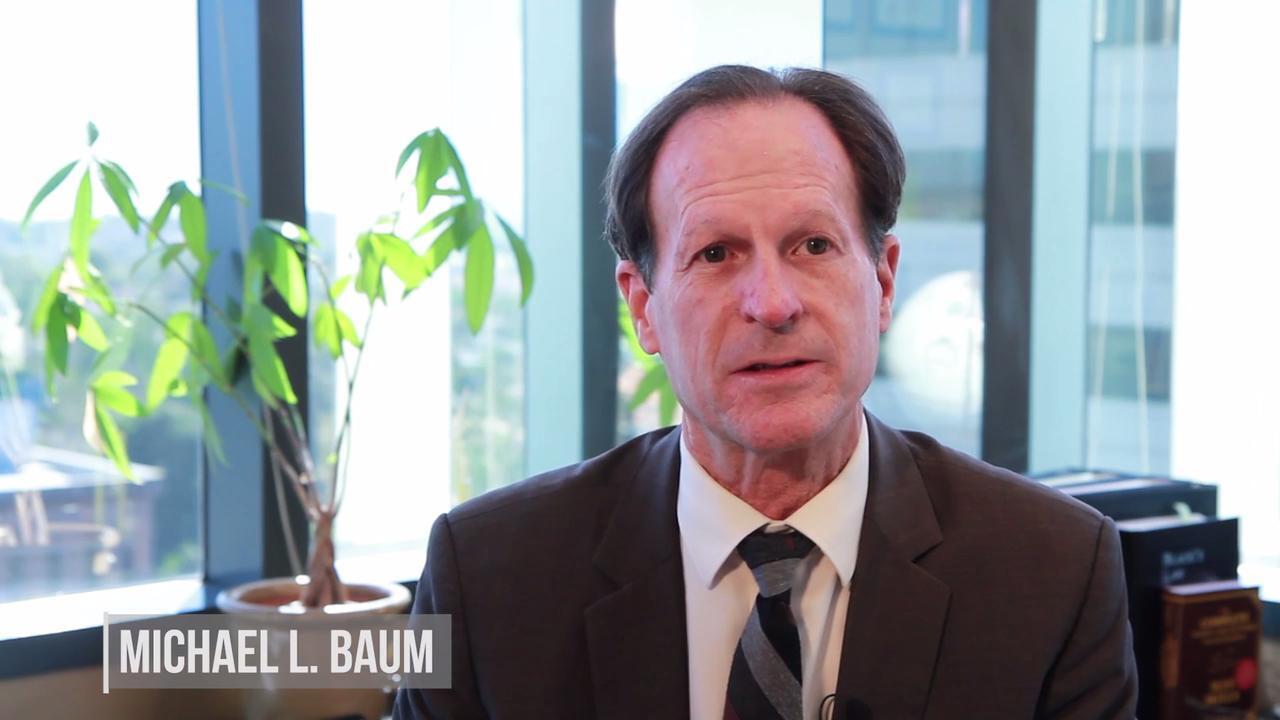 Michael Baum, seeking justice   Baum, Hedlund, Aristei & Goldman, P.C.