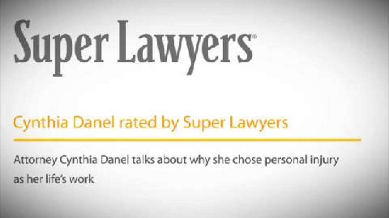 Cynthia Danel, Pittsburgh Injury Law Attorney