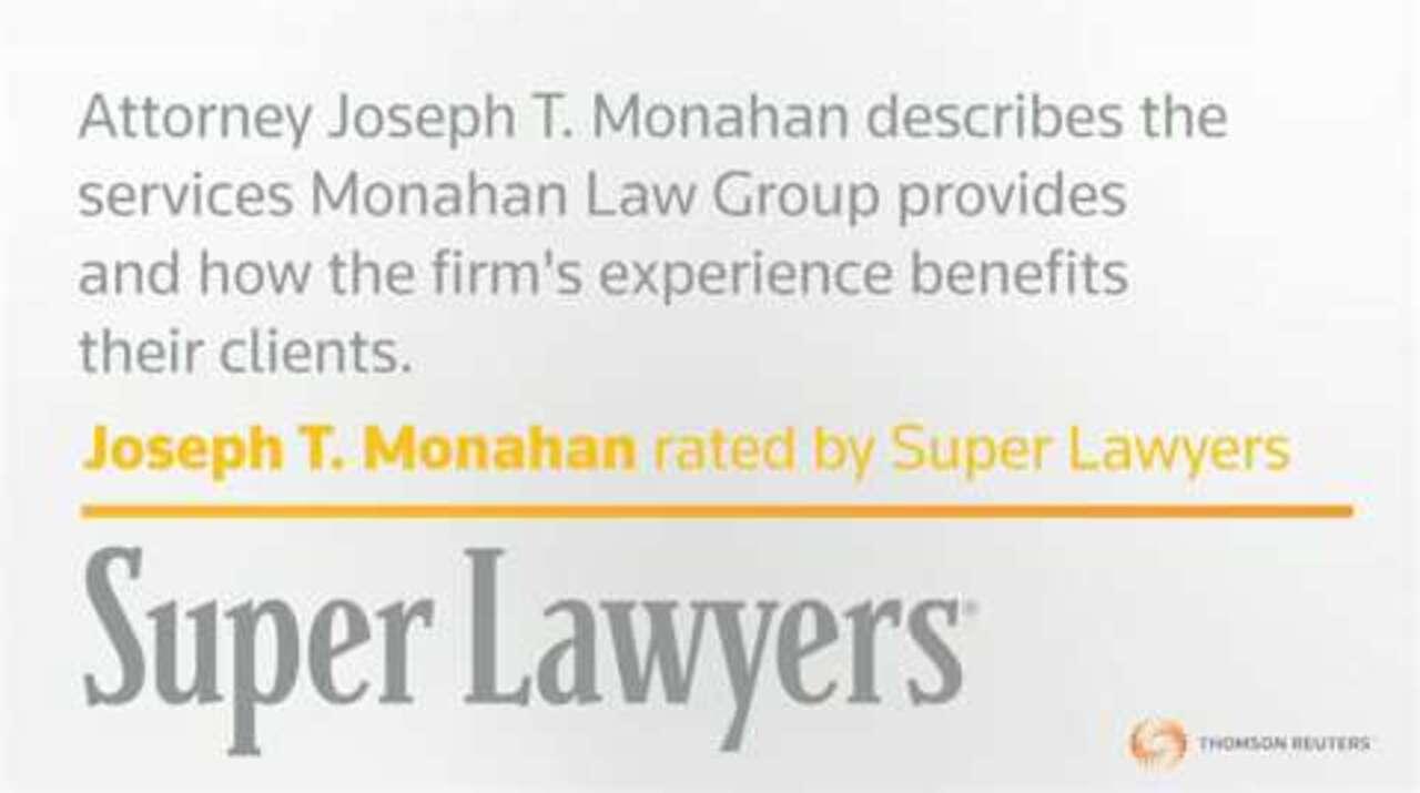 Joseph Monahan, Chicago Elder Law Attorney- IL Super Lawyers