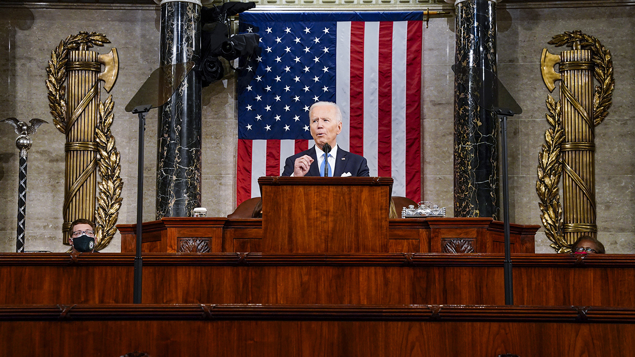President Biden's Address to Joint Session of Congress